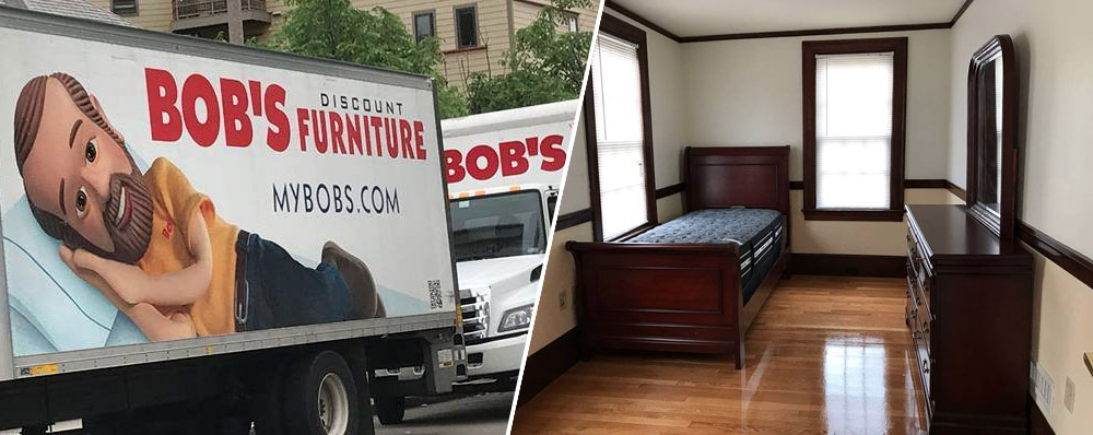 A Shout Out to Bob's Discount Furniture!