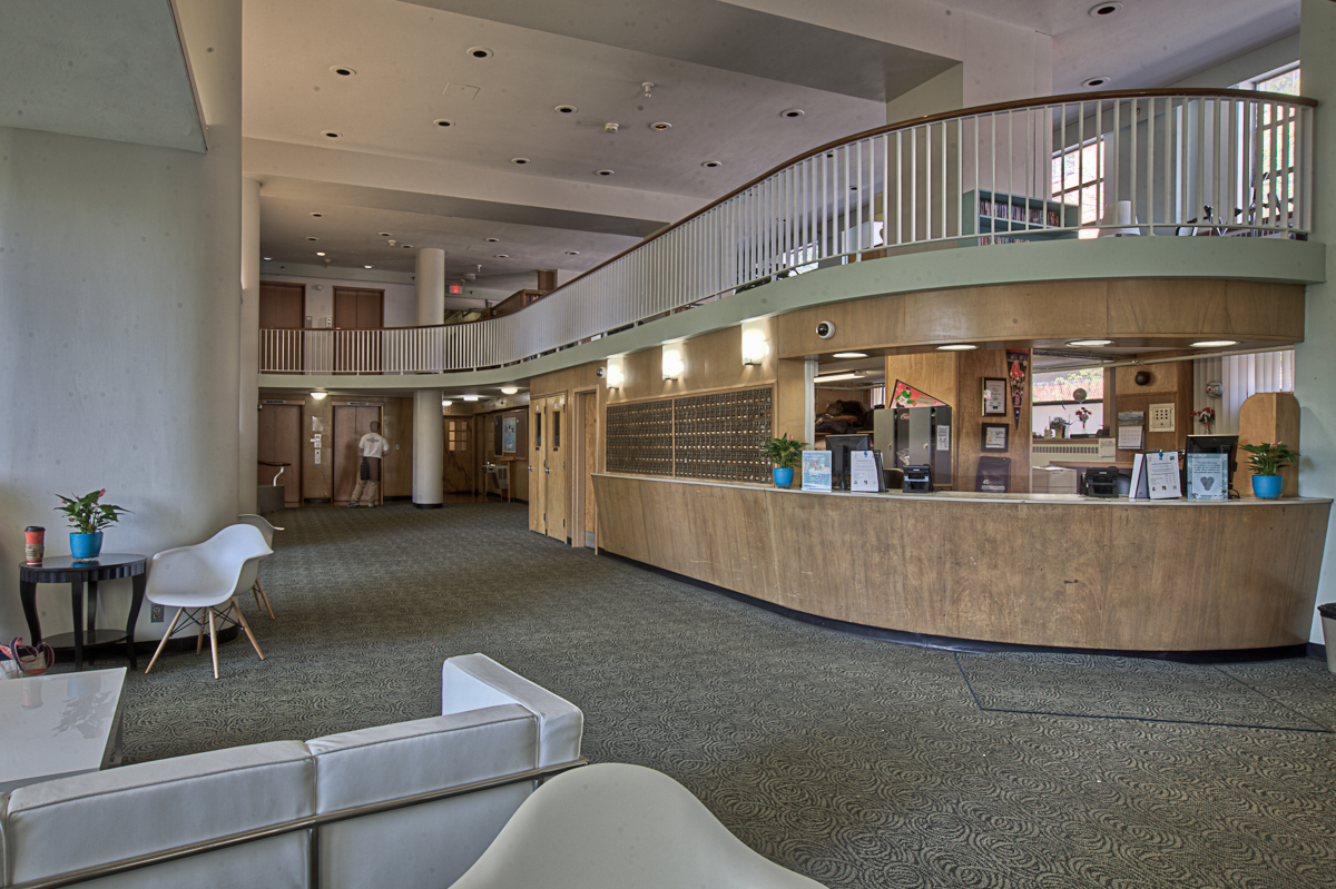 Photo of the lobby